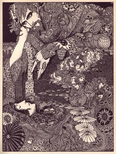 Edgar Allan Poe - Tales Of Mystery And Imagination 4 (Illustrator - Harry Clarke)