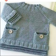 Baby Knitting Patterns Funny … v … Baby Boy Knitting Patterns, Crochet Baby Dress Pattern, Baby Dress Patterns, Knitting For Kids, Knit Crochet, Crochet Patterns, Free Knitting, Knitted Baby Cardigan, Knit Baby Sweaters