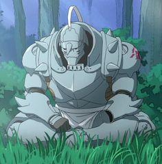 Alphonse Elric - Fullmetal Alchemist/Brotherhood Alphonse Elric, Fullmetal Alchemist Brotherhood, Image Boards, Drawing Reference, Cosplay Costumes, Fan Art, Manga, Gallery, Drawings
