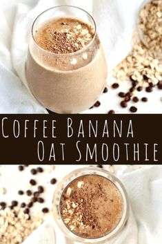 Healthy Breakfast On The Go, Healthy Breakfast Smoothies, Healthy Drinks, Healthy Breakfasts, Healthy Food, Healthy Juices, Healthy Protein, Healthy Chicken, Healthy Desserts