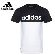 Original New Arrival 2017 Adidas NEO Label Men's T-shirts short sleeve Sportswear #Affiliate