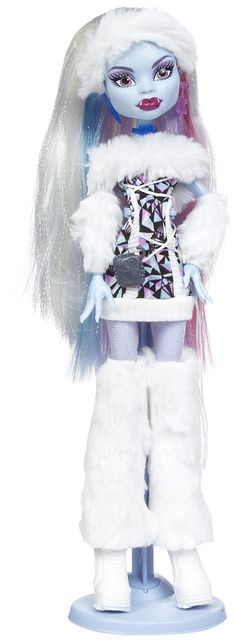 Monster High Monster High Doll - Abbey - Free Shipping