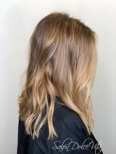 Melted light brown