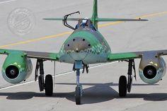 ME-262 Ww2 Aircraft, Fighter Aircraft, Military Aircraft, Luftwaffe, Air Fighter, Fighter Jets, Me262, Messerschmitt Me 262, Engin