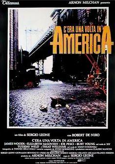 C'era una volta in America, Sergio Leone