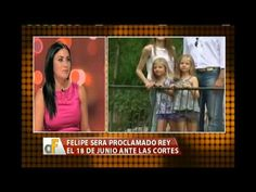 Letizia sería la primera Reina sin abolengo real - América TeVé