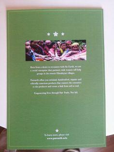 Empowering communities through fair trade, not aid