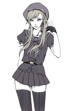 Fem! Norway <3 Holy cow I'm an anime character @543catwoman and I'd soooo wear this.