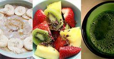 7 façons de désintoxication au petit déjeuner