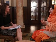 Malala: Fearless teen leads fight for global education