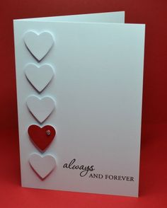 40 Ideas for Valentine's Day Cards