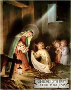 hetkatholiekegeloof - Het Weesgegroet..Maria.