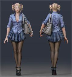 3D Character Design by Olivier Couston  Abduzeedo Design Inspiration