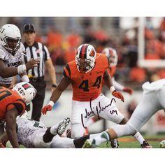 "Jabral Johnson Oregon State Beavers Fanatics Authentic Autographed 8"" x 10"" Tackling Photograph - $29.99"