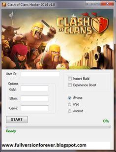 clash of clans bot full