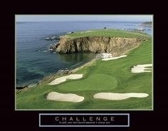 Challenge Pebble Beach Golf Course Inspirational Art Print Motivational Poster Collections Art Poster Print, 28x22 Collections Art Poster Print, 28x22 Art Poster Print, 28x22 by Poster Discount, http://www.amazon.com/dp/B000GHX3HY/ref=cm_sw_r_pi_dp_iLGsqb0XNJH23