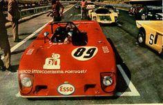 Carlos Gaspar, Lola T280, Team BIP, Estoril, 1972 (winner). Tags: banco intercontinental português portuguese portugal bank