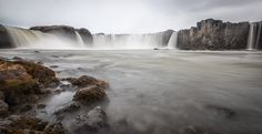 Godafoss by Dale Johnson