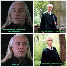 Harry Potter Disney, Harry Potter Feels, Harry Potter Draco Malfoy, Harry Potter Ships, Harry Potter Jokes, Harry Potter Universal, Harry Potter Characters, Harry Potter Artwork, Harry Potter Pictures