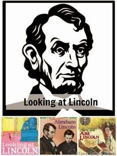 Books about Abraham Lincoln for Kids from Planet Smarty Pants