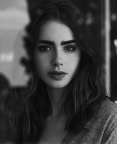 lily collins femme fatale on Girl Photography, White Photography, Photography Ideas, Beautiful Celebrities, Pretty People, Beauty Women, Photoshoot, Black And White, Face