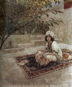 vardges surenyants, armenian artist