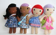 Sweet dolls!, via Flickr.