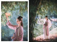 梦中人 Chinese Traditional Costume, Traditional Dresses, Hanfu, Cosplay, Poses, Costumes, Drawings, Beauty, Aesthetics