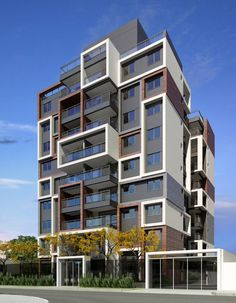 Perspectiva fachada - http://planoeplano.com.br/imovel/brand-pensilvania