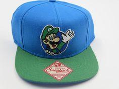 558290cc5 44 Best Super Mario Bros Hats & Snapbacks images in 2018 | Super ...