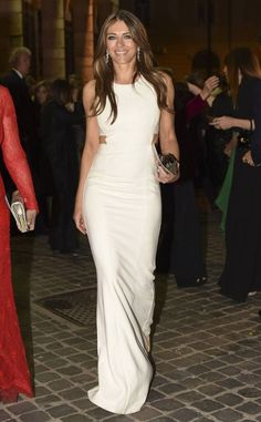 26730d62672 Elizabeth Hurley Elizabeth Jane, Elizabeth Hurley, Kate Beckinsale, Cutout  Dress, Classy Outfits