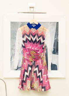 Prints charming. www.thecoveteur.com/kelly_oxford