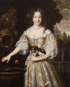 LOUISE DE KEROUALLE DUCHESSE DE PORTSMOUTH Mistress of Charles II