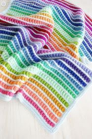 Abacus Blanket crochet pattern by Susan Carlson of Felted Button, for sale on Craftsy, Etsy, and Ravelry