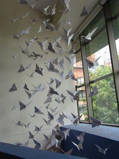 colgante mariposas