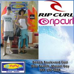 We have beautiful  Rip Curl clothes in store. So come and check them out. Available in all stores. #ripcurl #brand