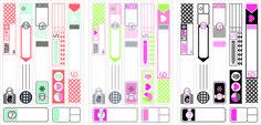Amelia - Washi Stickers at @studio_calico