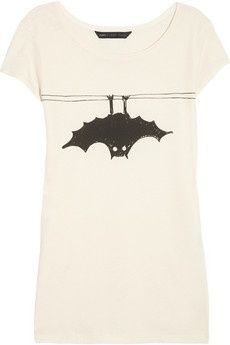 I think that I like this but I'm not completely sure. - Weird Shirts - Ideas of Weird Shirts - Bat shirt. I think that I like this but I'm not completely sure. Tee Shirts, Bat Shirt, Mode Sombre, Dress Me Up, Style Me, Shirt Designs, At Least, Creations, Shirts
