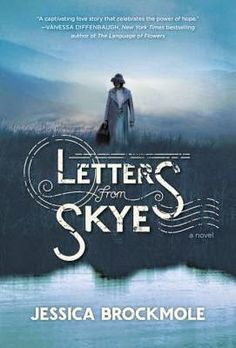 Are you a fan of historical fiction? Looking for a good audiobook? Then you should check out Sarah's review of Letters from Skye by Jessica Brockmole on the library's blog: http://carnegiestout.blogspot.com/2014/09/staff-review-letters-from-skye-by.html
