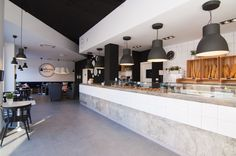 Julieta Pan & Café by Estudio Vitale, Castellón de la Plana   Spain cafe bakery