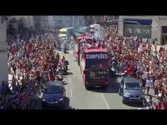 Welcoming home the Champions 2016