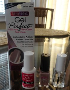 how to give yourself a gel manicure at home