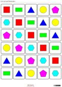 Maths Cards ⋆ Adaptable Print Resource ⋆ Creative Commons Teaching Materials