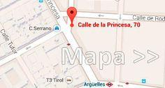 mapa academia paraninfo