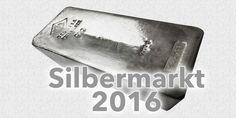 Trends am Silbermarkt 2016 — erhöhtes physisches Defizit