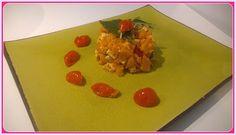 No gluten! Yes vegan!: Tofu, batate e pomodorini trifolati