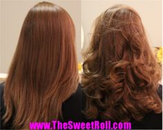 Great results using the easiest and healthiest hair styler, The Sweet Roll! Roll Hairstyle, Hair Styler, Beauty Hacks, Beauty Tips, Healthy Hair, Style Me, Rolls, Long Hair Styles, Makeup