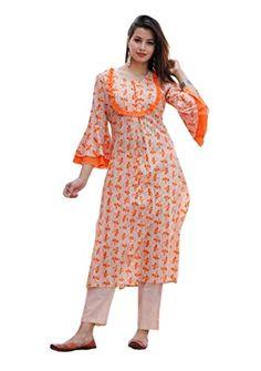 Indian Tunic Tops, Designer Salwar Suits, Ethnic Dress, Art Silk Sarees, Weird Fashion, Fashion Deals, Draped Dress, Printed Sarees, Light Denim