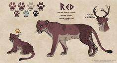Red V3 by NadiavanderDonk.deviantart.com on @deviantART