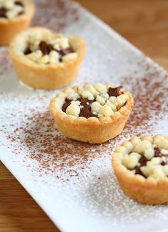A Little Nutella Filled Cookie Pie
